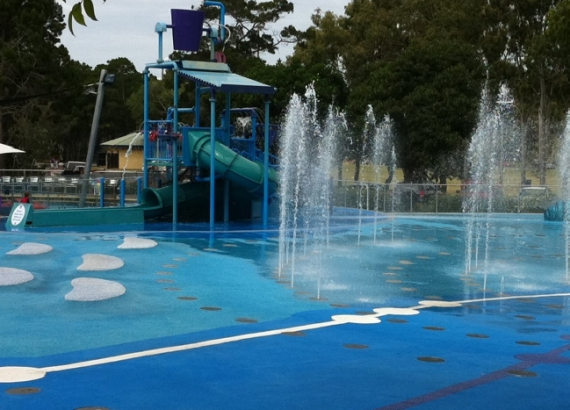 Wetside Water Education Park, Hervey Bay QLD
