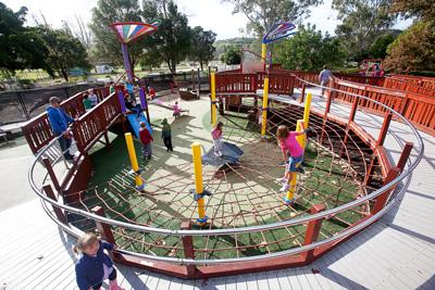 Playground Review